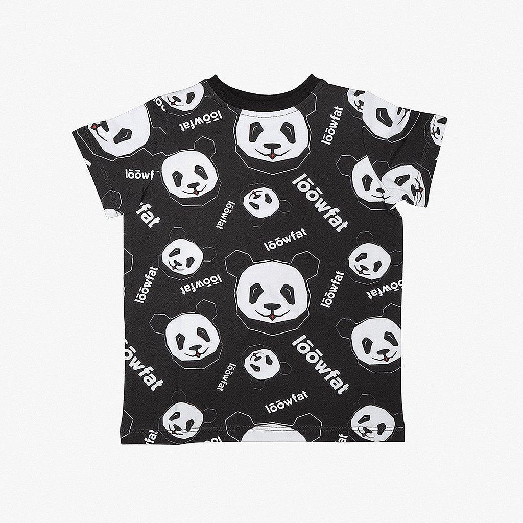 Pandatern T shirt BW 01