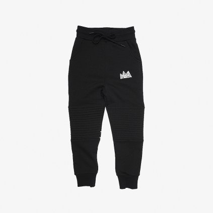 Scratch Motocross Joggers Black 01
