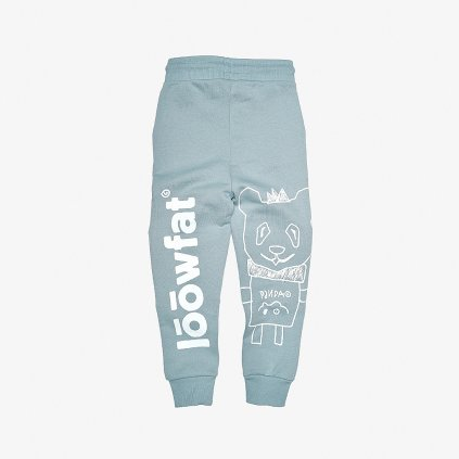 Scratch Motocross Joggers Blue 01