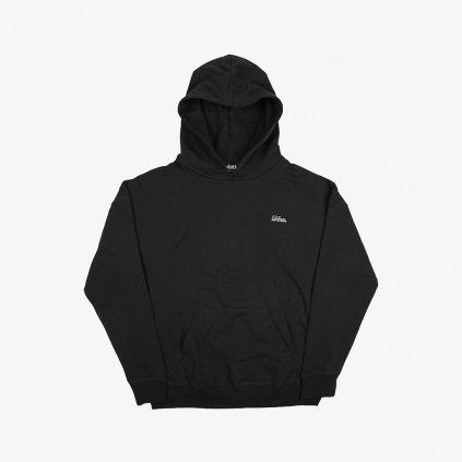 01 hood black F