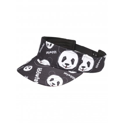 Pandatern Visor Black 01