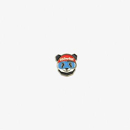 Odznak Panda 01