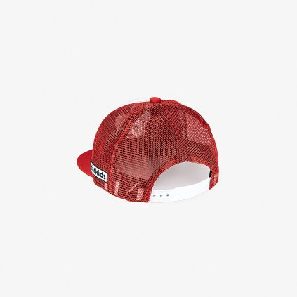 Trucker hat RED 01