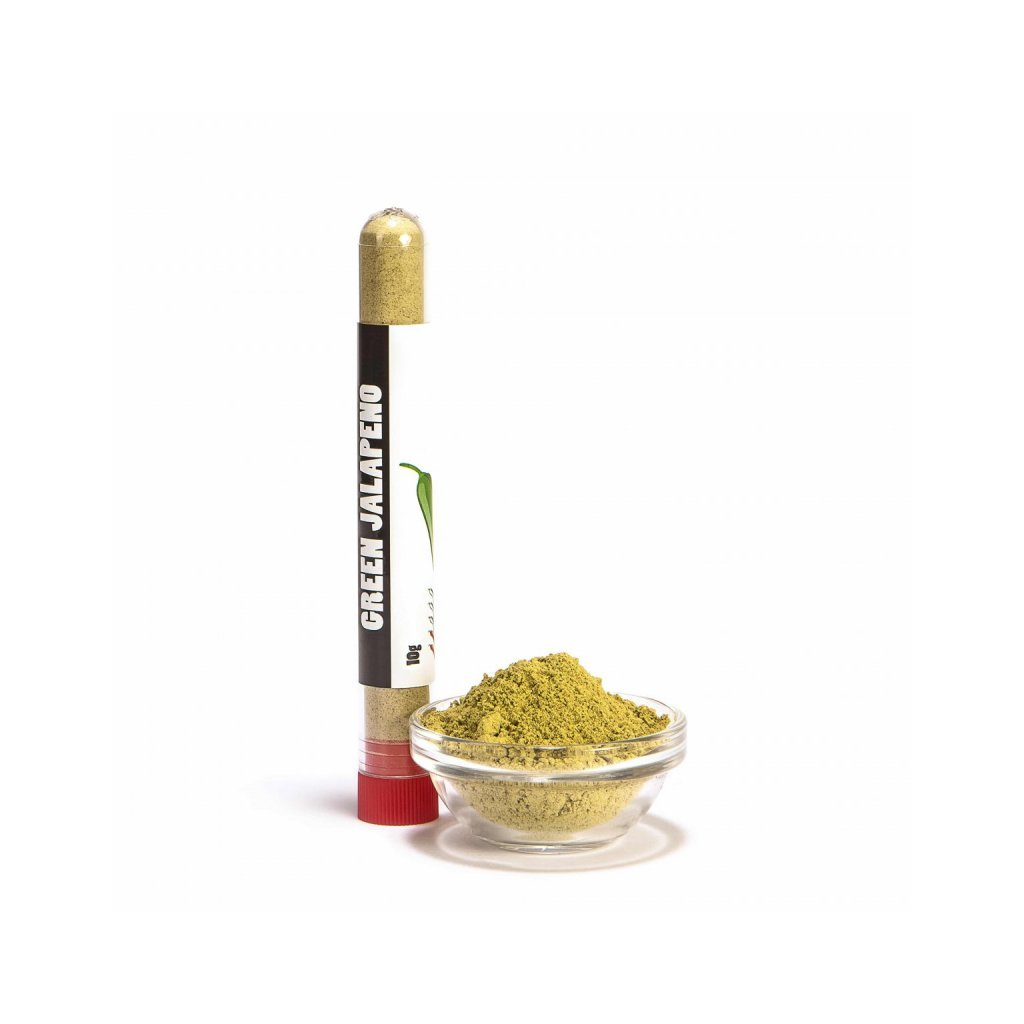 Green Jalapeño prášek 10 g