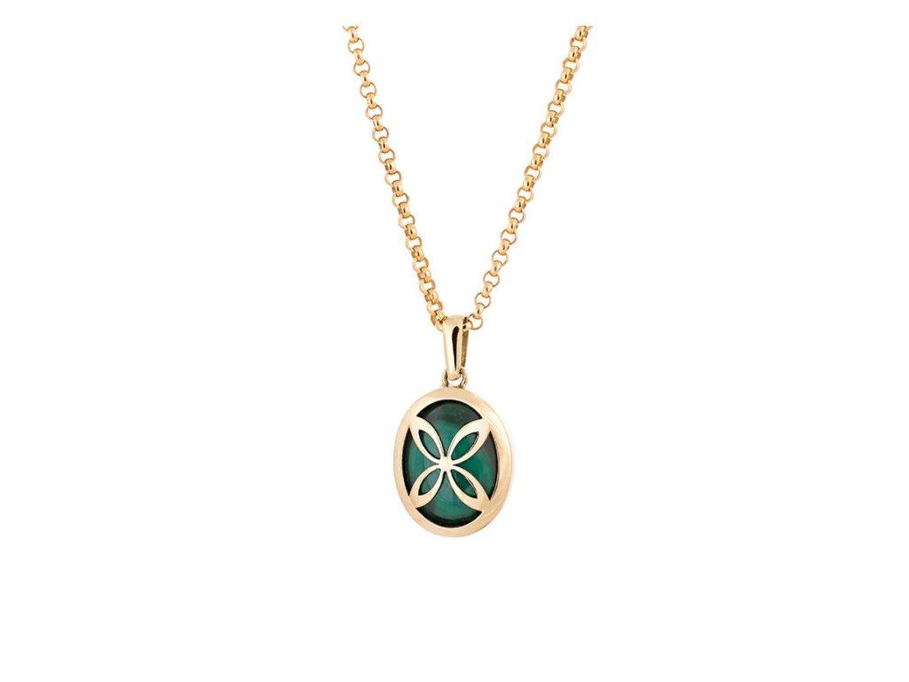 Green Star Malachit 555x710