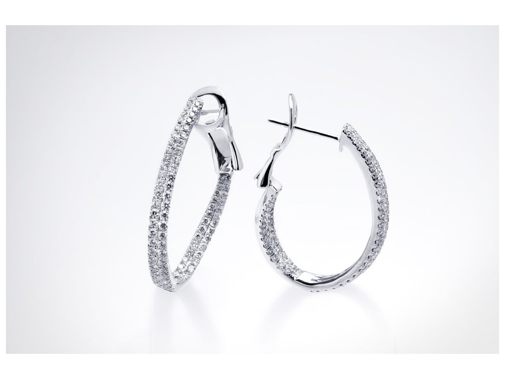 Luxury Lines Earrings