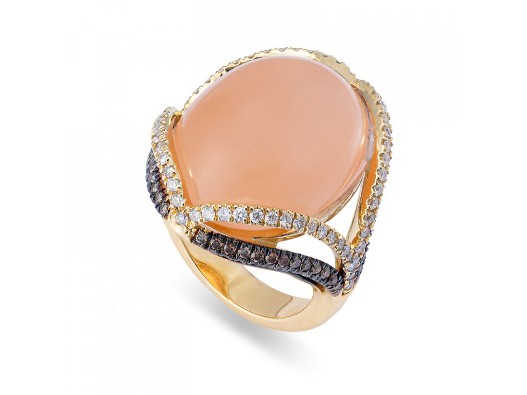 Magic Pink Moon Ring