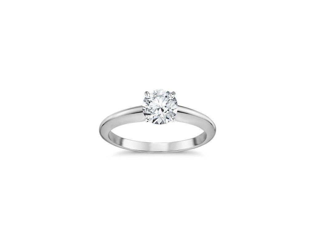 Diamond Classic Ring 0,30 CT
