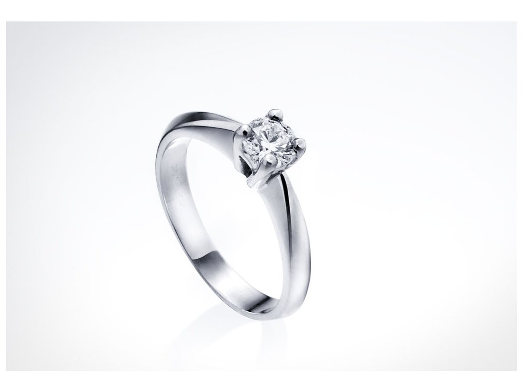Diamond Classic Ring 0,15 CT