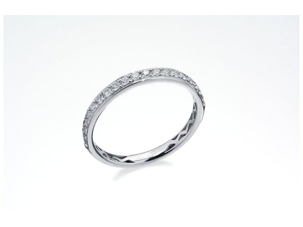 French Chic Diamond Ring 0,25 CT