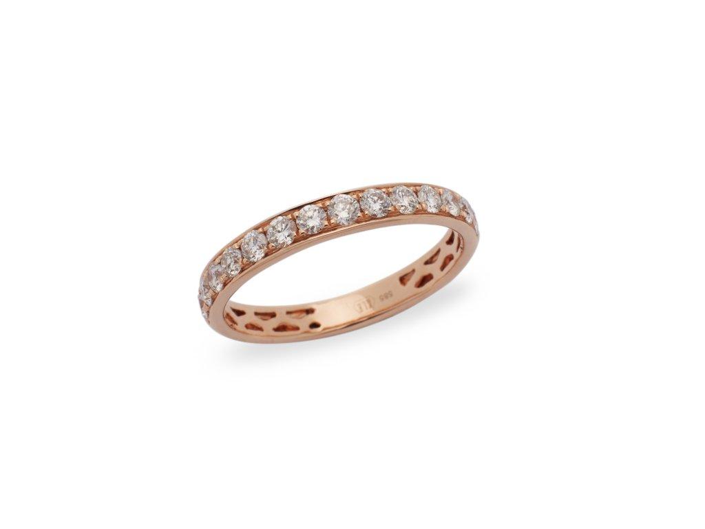 French Chic Diamond Ring 0,60 CT