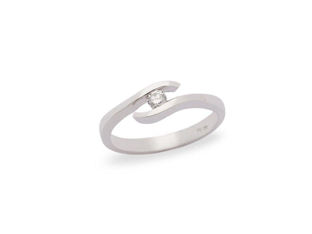 Viola Diamond Ring  0,10 CT