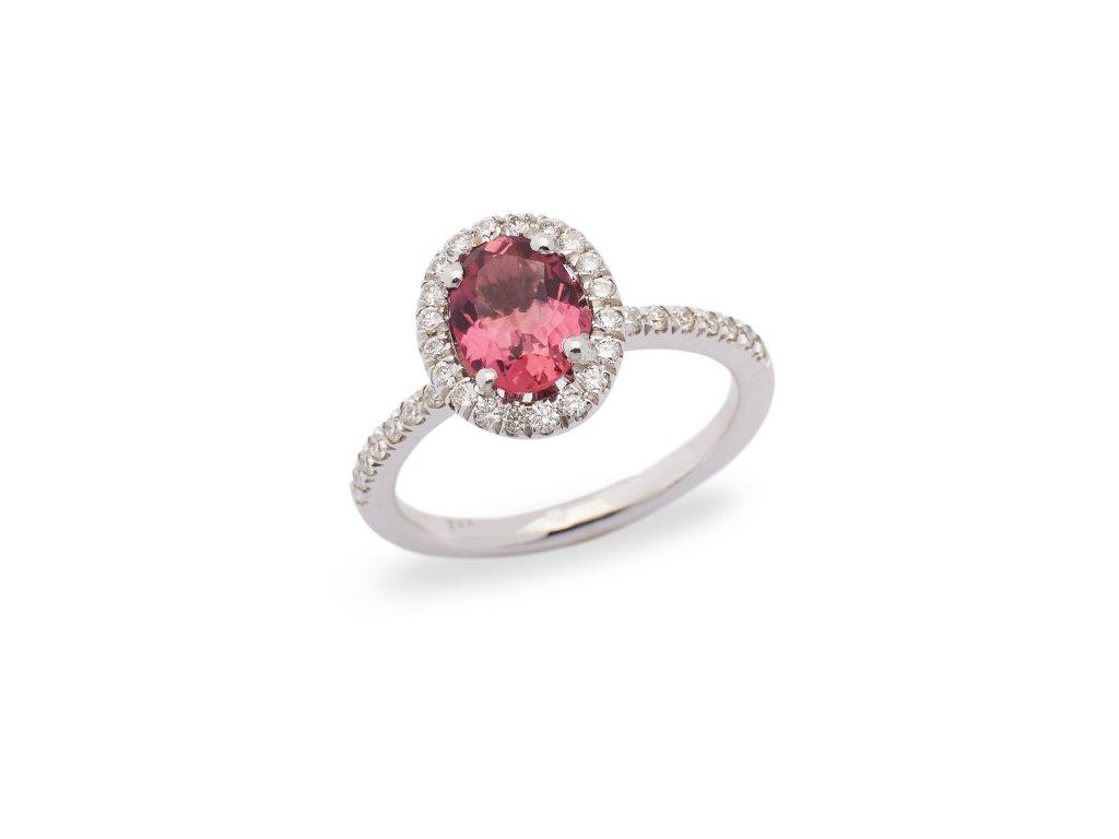 Rubelia Diamond Ring