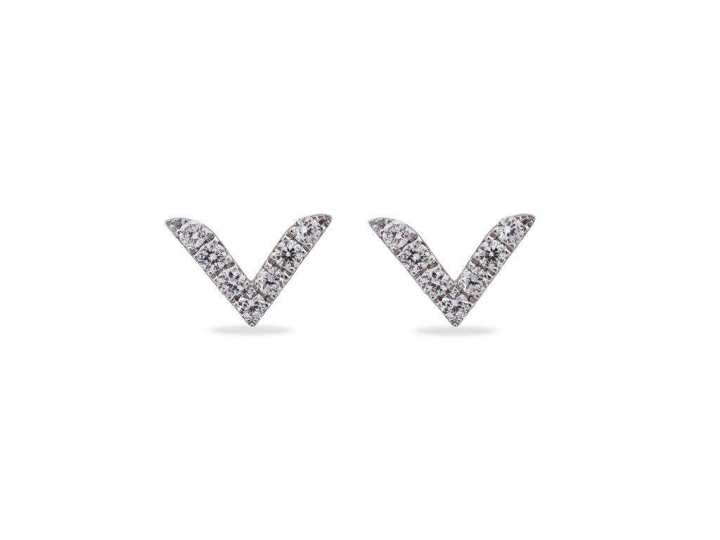 Vinci Diamond Earrings