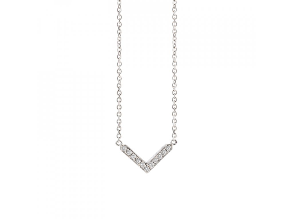 Vinci Diamond Necklace