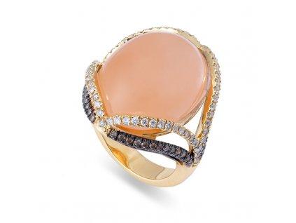 Magic Pink Moon Ring