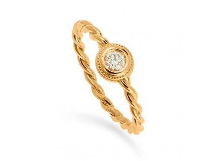 Orion Diamond Ring YG