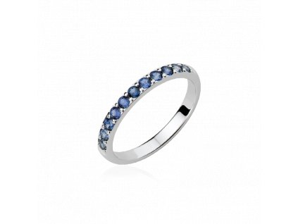 Chantal Blue Ring 0,20 CT