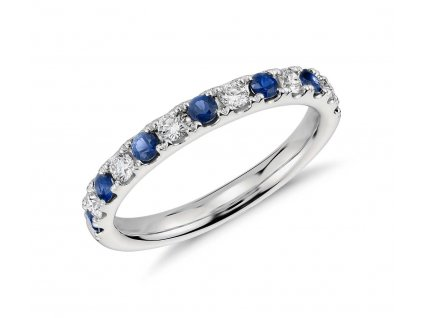 Chantal Safir & Diamond Ring