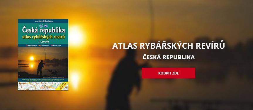 Atlas rybářských revírů
