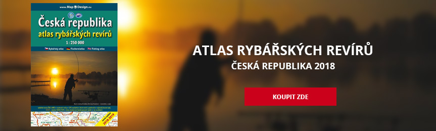 Atlas rybářských revírů 2018