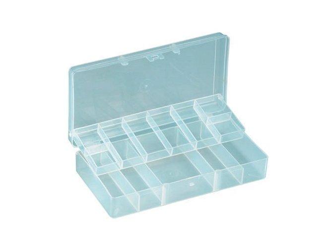 PLASTICA PANARO Krabička dvoupatrová 150/T