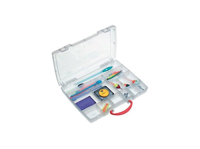PLASTICA PANARO Průhledný plastový box 193/14N
