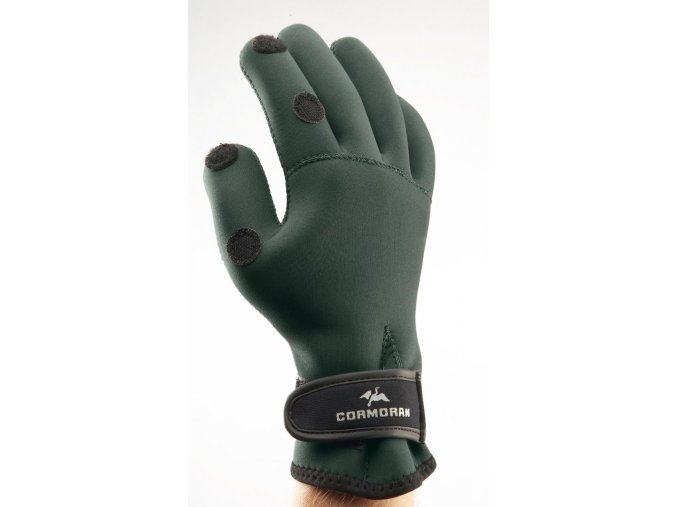 Neoprenové rukavice Cormoran
