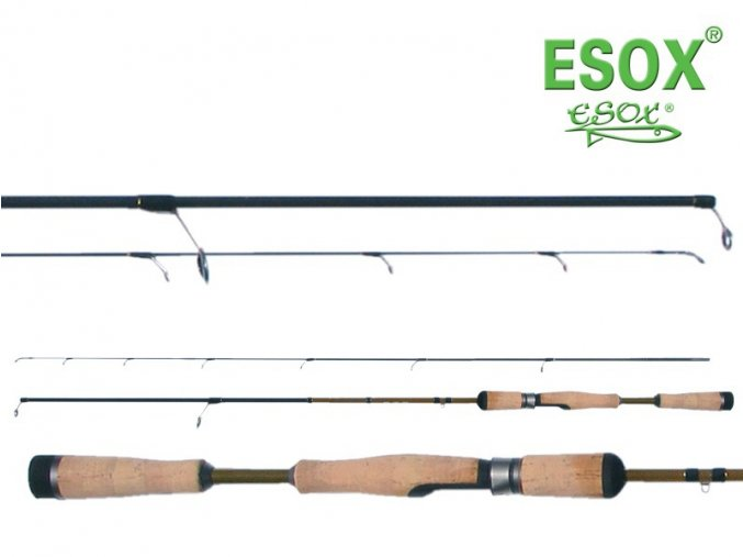esox flash spin original
