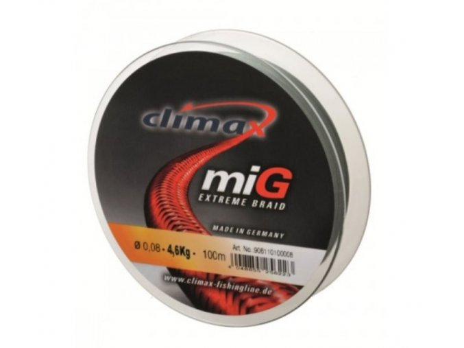 CLIMAX MIG 135m zelená