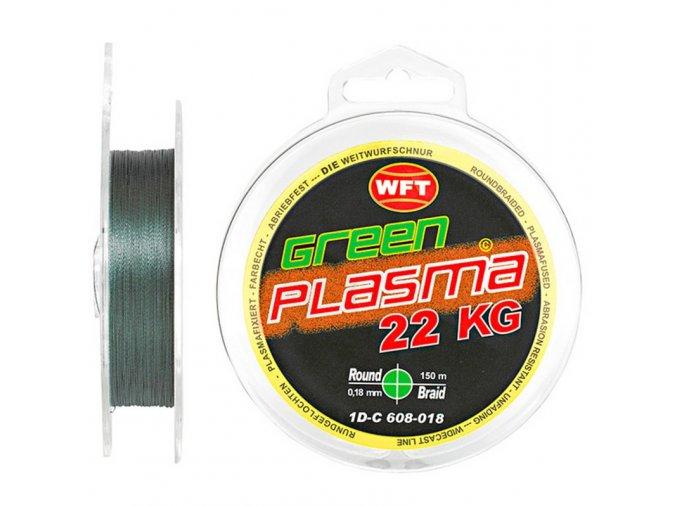 WFT 150m Green plasma