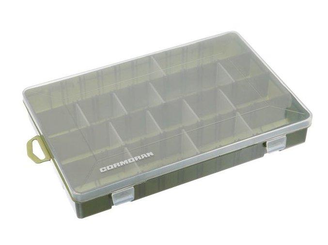 CORMORAN Box oboustranný 28x18,5x4,5 cm
