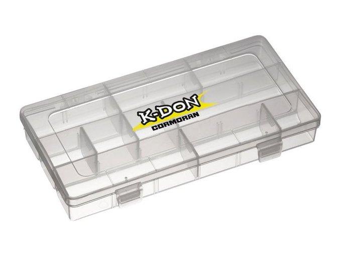 CORMORAN K-DON krabička na drobnosti 23x12x3,5 cm