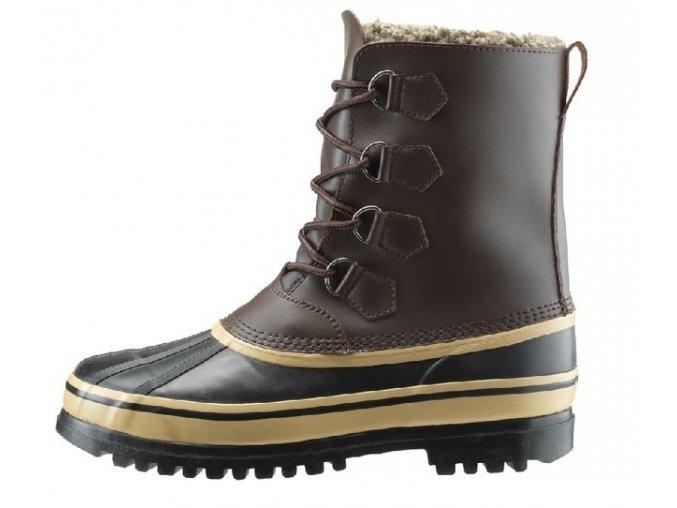 CORMORAN astro-thermo zimní vysoké boty 91-95