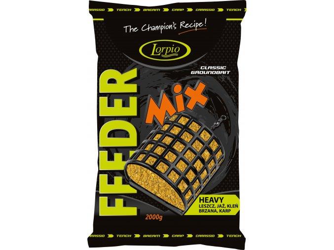 feeder mix heavy