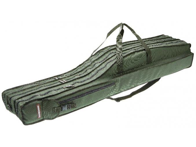 CORMORAN obal na 3 pruty 5097 polstrovaný - 130 cm