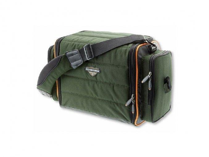CORMORAN Cormoran taška zpevněná dvoupatrová na nástrahy s krabičkami 5006 40x24x39