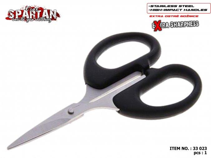 Spartan Line Scissors - Rybářské nůžky