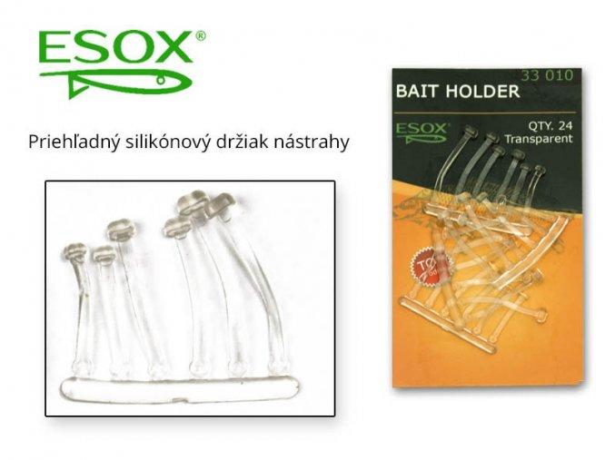 ESOX SILICONE BAIT HOLDER, 24 ks