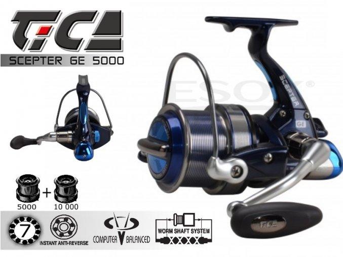 TICA SCEPTER GE 5000
