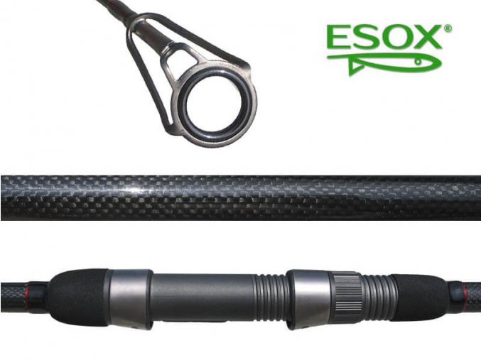 2esox excalibur 390cm 3 50lb original