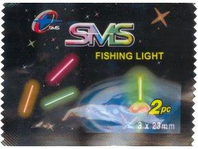 Chemické světlo Mini - průměr 3 mm