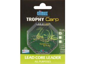 Climax Trophy Carp Lead Core Leader all Purposes