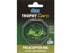 Climax Trophy Carp Helicopter Rig Extra Carp Friendly