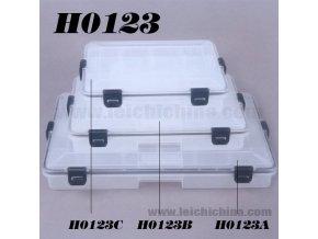 Krabička voděodolná H0123