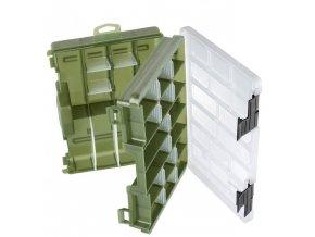 CORMORAN Box dvě patra 28x18x7 cm