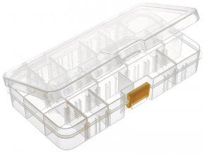 Cormoran krabička průhledná - 18,5x10x3,5 cm