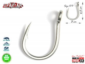 Spartan EVOLVE Hook