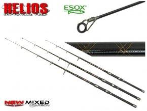 esox helios short 210 240 270 cm original