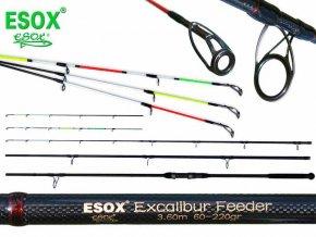 esox excalibur feeder original